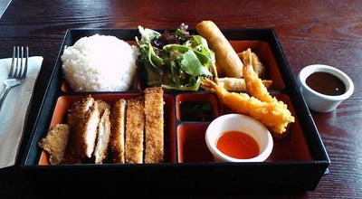 Photo of Asian Restaurant Bento Factory at 3201 Rucker Ave, Everett, WA 98201, United States