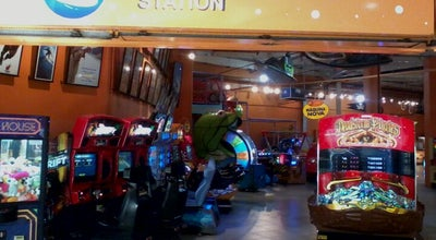 Photo of Arcade Game Station at Av. Delmiro Gouveia, S/n, Aracaju, Brazil