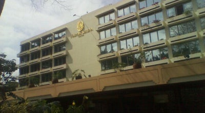 Photo of Hotel The Serena Nairobi Hotel at Kenyatta Ave., Nairobi 00100, Kenya