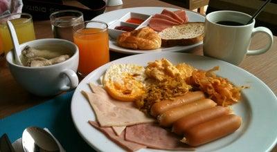 Photo of Breakfast Spot Kingfisher Restaurant at Mueang Krabi, Thailand