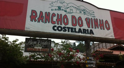 Photo of Beer Garden Rancho do Vinho at Rod. Regis Bittencourt, Km 293,5, Itapecerica, Brazil