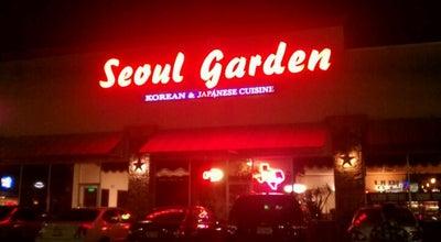 Photo of Korean Restaurant Seoul Garden at 185 W Business 190, Copperas Cove, TX 76522, United States