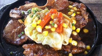 Photo of Steakhouse ร้านเสต็กกะทะร้อน at Baan Kho, Thailand