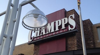 Photo of Sports Bar Champps at 10300 Little Patuxent Parkway, Columbia, MD 21044, United States