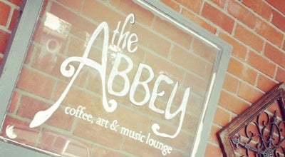 Photo of Coffee Shop The Abbey Coffee, Art & Music Lounge at 350 Mission St, Santa Cruz, CA 95060, United States