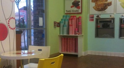 Photo of Dessert Shop Tutti Frutti at 17250 Foothill Blvd., Rancho Cucamonga, CA 91739, United States