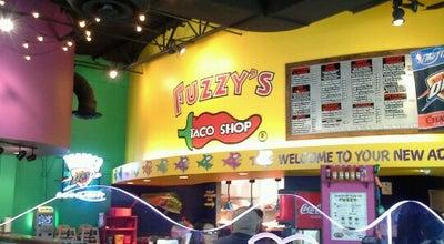 Photo of Taco Place Fuzzy's Taco Shop at 208 Johnny Bench Dr, Oklahoma City, OK 73104, United States