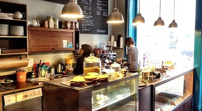 Photo of Coffee Shop Katie's Blue Cat at Friedelstr. 31, Berlin 12047, Germany