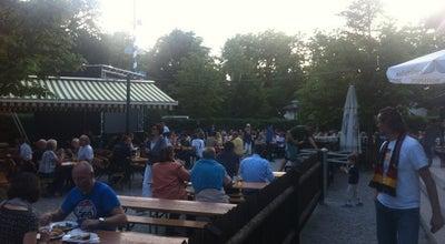 Photo of Beer Garden Franziskaner Garten at Friedenspromenade 45, München 81827, Germany