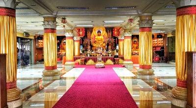 Photo of Buddhist Temple Ekayana Arama Indonesia Buddhist Centre at Jalan Mangga Ii No. 8, Jakarta Barat 11510, Indonesia