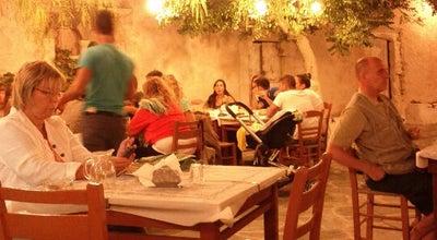 Photo of Mediterranean Restaurant O Kritikos at Chora, Folegandros 840 11, Greece