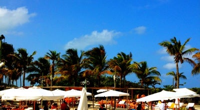 Photo of Beach Bar Nikki Beach Miami at 1 Ocean Drive, Miami Beach, FL 33139, United States