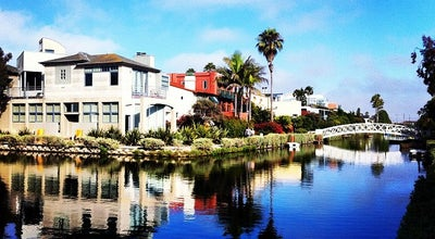 Photo of River Venice Canals at Dell Ave, Venice, CA 90291, United States