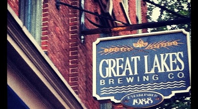 Photo of Brewery Great Lakes Brewing Company at 2516 Market Ave, Cleveland, OH 44113, United States