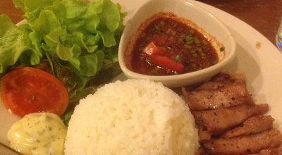 Photo of Cafe KrungKaeo (Coffee cake & steak) at ข้างค่ายเม็งราย, Chiang Rai 57000, Thailand