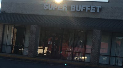 Photo of Chinese Restaurant Super Buffet at 1537 Freeway Dr, Reidsville, NC 27320, United States