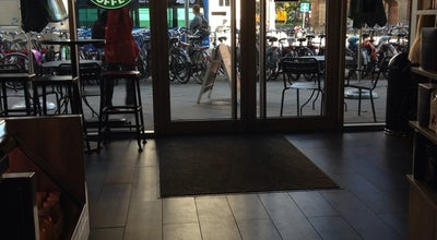 Photo of Coffee Shop Starbucks at Ns Hoofdkantoor, Utrecht 3511 ER, Netherlands