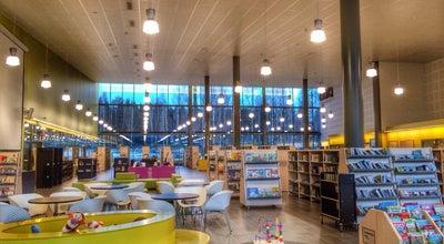 Photo of Library Palokan kirjasto at Koivutie 3, Palokka 40270, Finland