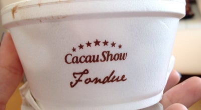 Photo of Chocolate Shop Cacau Show at R. Alberto Pasqualine, 70, Santa Maria 97050-010, Brazil