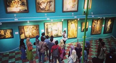Photo of Art Gallery Museum Affandi at Jalan Laksda Adisucipto No. 167, Sleman 55281, Indonesia