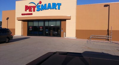 Photo of Pet Store PetSmart at 40451 Lowes Ave, Gonzales, LA 70737, United States