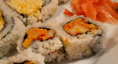 Photo of Sushi Restaurant Fuji Cafe at 875 W Poplar Ave, Collierville, TN 38017, United States