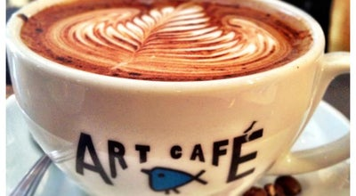 Photo of Coffee Shop Art Cafe of Nyack at 65 S Broadway, Nyack, NY 10960, United States