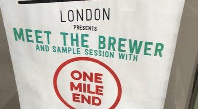 Photo of Bar The Beer Shop London at 40 Nunhead Green, Nunhead SE15 3QF, United Kingdom