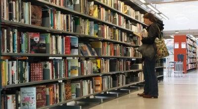 Photo of Library Stadsbiblioteket at S:t Petri Kyrkogata 6, Lund 222 21, Sweden