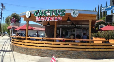 Photo of Mexican Restaurant Cactus Taqueria #3 at 11401 Moorpark St, Studio City, CA 91602, United States
