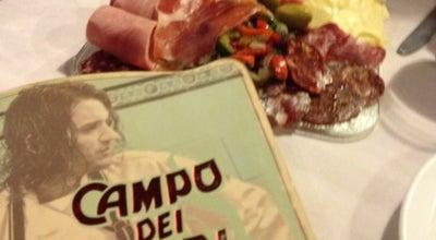 Photo of Italian Restaurant Campo dei Fiori at Venezuela 1401, Buenos Aires, Argentina