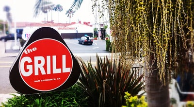 Photo of Cafe The Grill at 110 N El Camino Real, San Clemente, CA 92672, United States