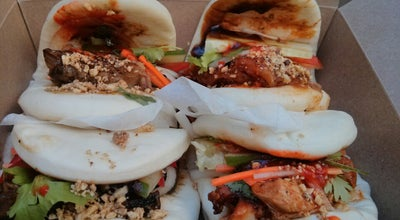 Photo of Sandwich Place Mean Bao at 275 Dundas St. W., Toronto, On, Canada