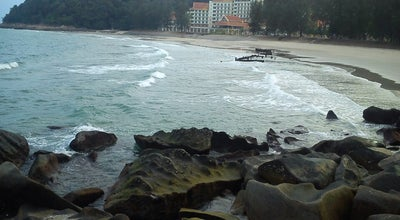 Photo of Beach Pantai Teluk Kalong at Teluk Kalong, Kijal 24007, Malaysia