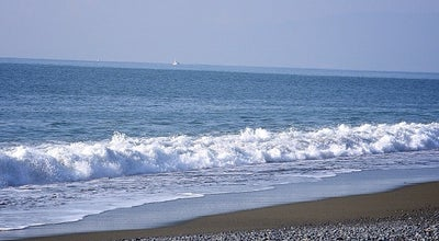 Photo of Beach こゆるぎの浜 at 大磯町大磯, 中郡, Japan