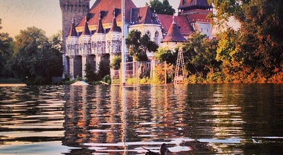 Photo of Historic Site Vajdahunyad vára at Városliget, Budapest 1146, Hungary