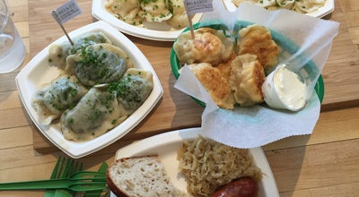 Photo of Eastern European Restaurant Baba's Pierogies at 295 3rd Ave, Brooklyn, NY 11215, United States