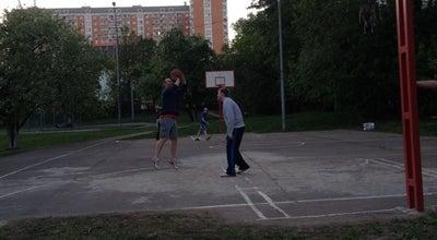 Photo of Playground Школьный Двор at Бескудниковский Бул., Москва, Russia