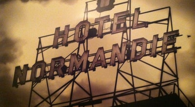 Photo of Resort Hotel Normandie at 605 South Normandie Avenue, Los Angeles, CA 90005, United States