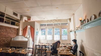 Photo of Other Venue Bianca Restaurant at 5 Bleecker St, New York, NY 10012