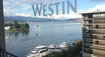 Photo of Hotel The Westin Bayshore, Vancouver at 1601 Bayshore Dr, Vancouver, BC V6G 2V4, Canada