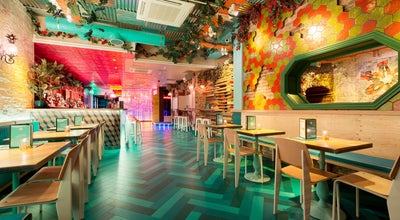 Photo of Bar Barrio at 141-143 Shoreditch High Street, London E1 6JE, United Kingdom