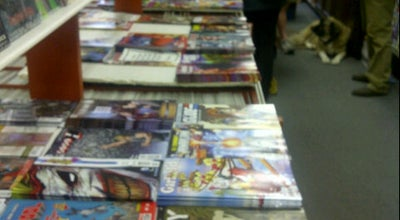 Photo of Bookstore Carry-On Comics & Books at 32 King Street North, Waterloo, On N2J 2W8, Canada