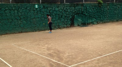 Photo of Tennis Court Cancha de Tenis at Laurel, Acapulco, Mexico