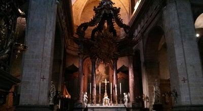 Photo of Church Basilique Saint-Sauveur at 2 Rue Saint-sauveur, Rennes 35000, France