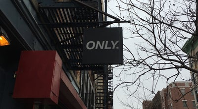 Photo of Clothing Store Only NY Store at 176 Stanton St, New York, NY 10002, United States