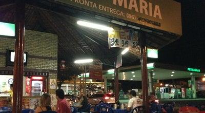Photo of Burger Joint Tia Maria Lanchonete at Avenida São Sebastião, Parnaíba, Brazil