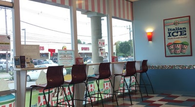 Photo of Ice Cream Shop Rita's at 80 Main St, Hackettstown, NJ 07840, United States
