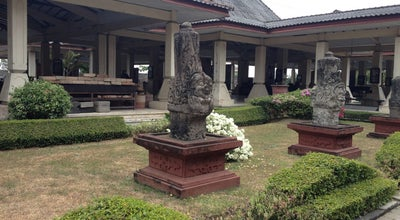 Photo of History Museum Museum Majapahit at Trowulan, Mojokerto, Indonesia