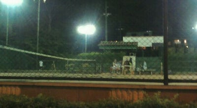 Photo of Tennis Court AMA - Tênis at Av.  Fleming, 900, Belo Horizonte, Brazil